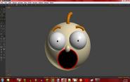 Head Screaming Anim8or version