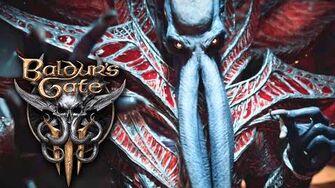Baldur's Gate III - Official Opening Cinematic Reveal Trailer