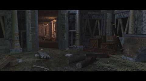 Baldur's Gate 2 - Dungeon Resting