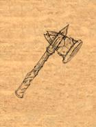 Hammer of Thunderbolts item artwork BG2