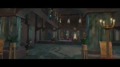 Baldur's Gate - Iron Throne