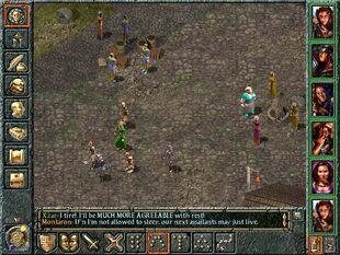 Interplay Baldur's Gate Screenshot 06