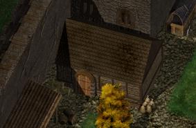 Generic home (Friendly Arm Inn) (exterior) BG1EE
