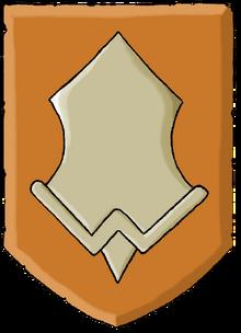 Iron throne crest