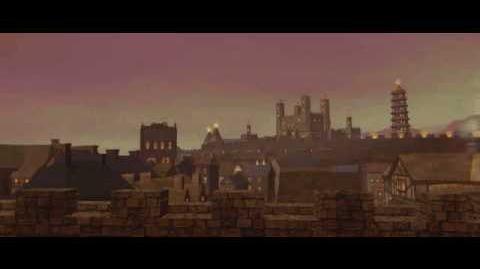 Baldur's Gate - Sunrise