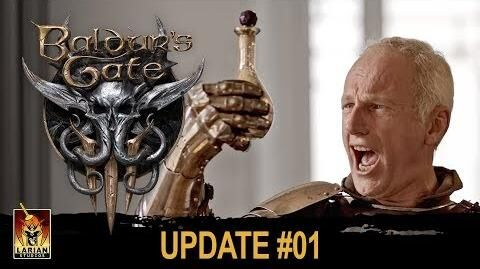 Baldur's Gate 3 - Community Update 01