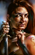 Safana SAFANA Portrait BG2