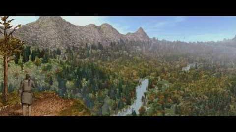 Baldur's Gate - Cloakwood Forest