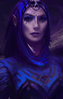 Mage (female) MANLEY5 Portrait BG1EE