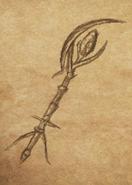 Staff of the Magi item artwork BG2
