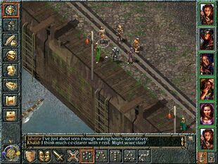 Interplay Baldur's Gate Screenshot 05