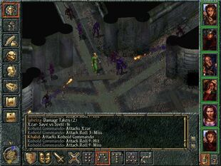 Interplay Baldur's Gate Screenshot 10