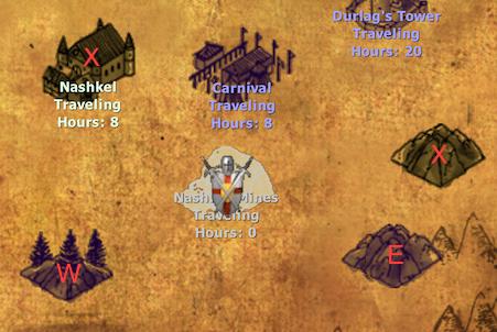 Nashkel Mines transitions