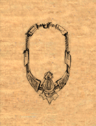 Amulet of Power item artwork BG2
