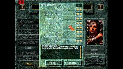 Baldurs Gate - 1 Tempus Plays Baldur's Gate