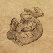 Valygar's Body item artwork BG2
