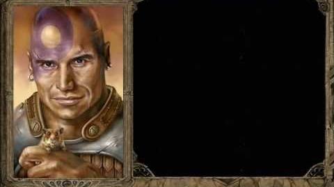 Baldur's Gate - Minsc Ending