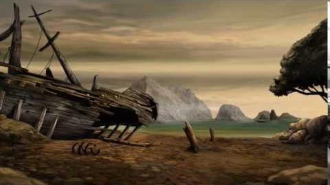 Baldur's Gate Enhanced Edition - Ship Wreck