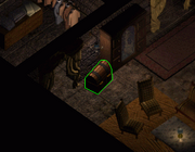 Practical defense chest