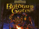 Baldur's Gate (comic)