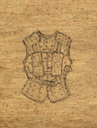 Studded leather armor +2