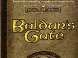 Baldur's Gate (novel)
