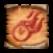 Delayed Blast Fireball Icon Scroll