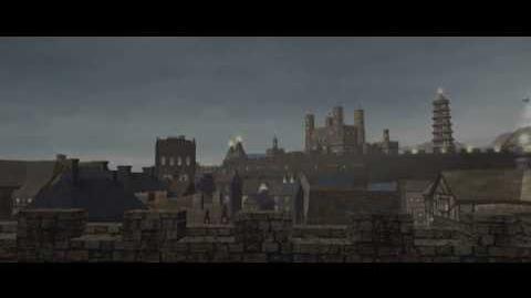Baldur's Gate - Sunset