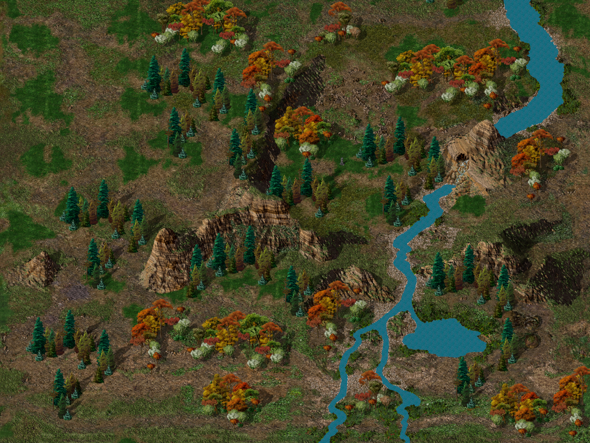 Fire Leaf Forest | Baldur's Gate Wiki | FANDOM powered by Wikia