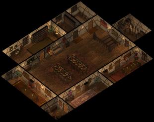 Elfsong Tavern upstairs