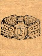 Girdle of Fire Giant Strength item artwork BG2