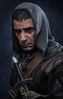 Thief (male) YANNER2D Portrait FoGaE