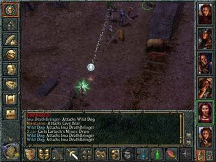 Interplay Baldur's Gate Screenshot 12