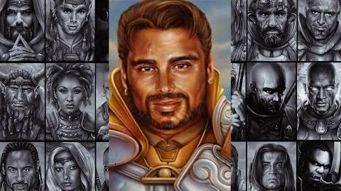 Baldur's Gate 2 Anomen Romance-0