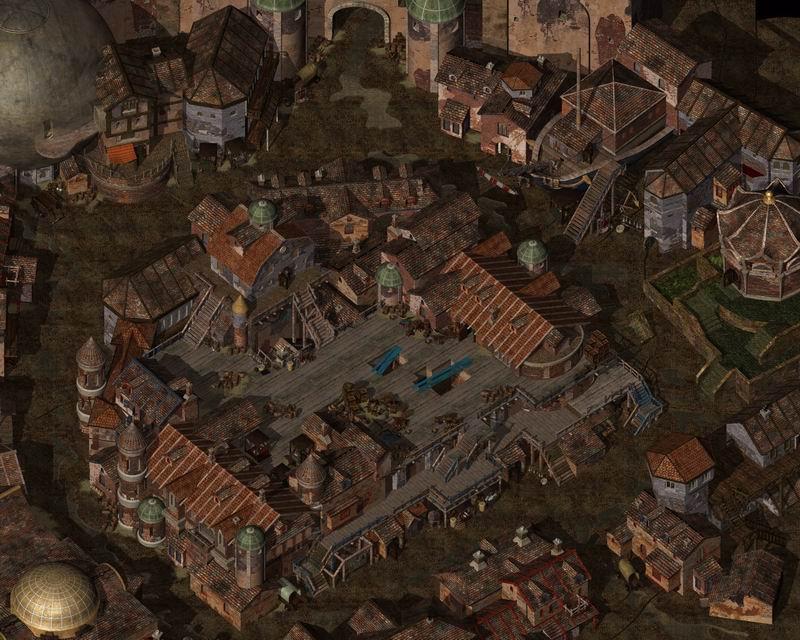 Athkatla Slums Baldur S Gate Wiki Fandom