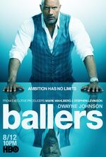 Ballers Season 4 poster