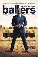 Ballers Season 3 poster