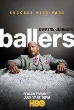 Ballers Season 2 poster