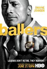 Ballers Season 1 poster