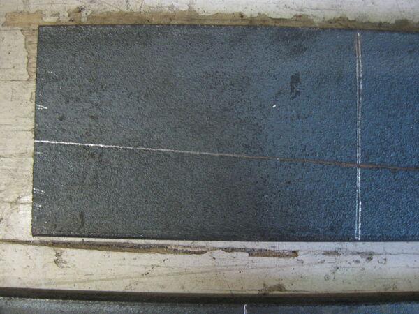 Making little ladder beams - method 1 - 02