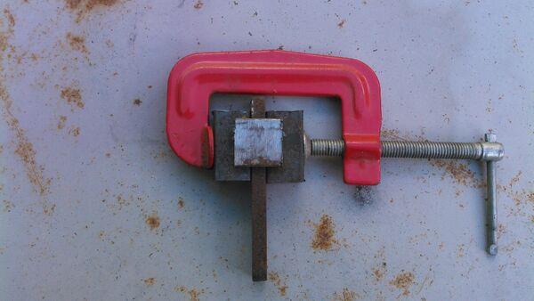 Making a pi-bracket forging tool - 03
