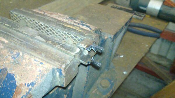 Making pi-brackets - 10