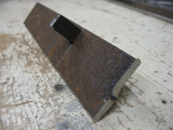 T-clamp forging form - 02