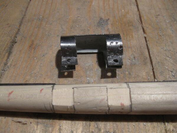 Making a light-weight metal hoop - 02