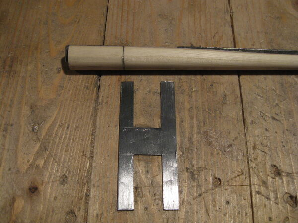Making a light-weight metal hoop - 01