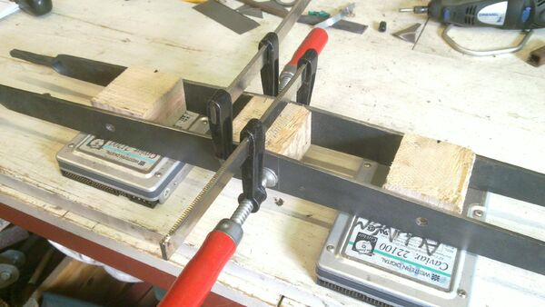 Assembling the little ladder - 04