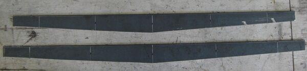 Making little ladder beams - method 1 - 03