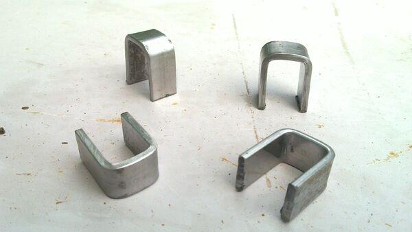 Making pi-brackets - 09