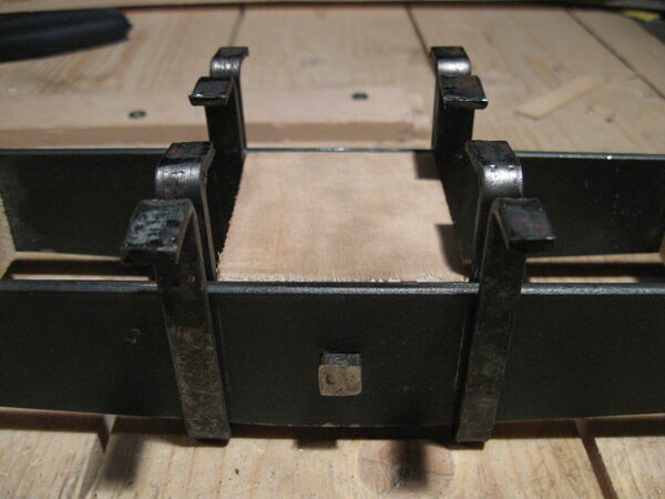 T-clamps visualized with the little ladder - 01