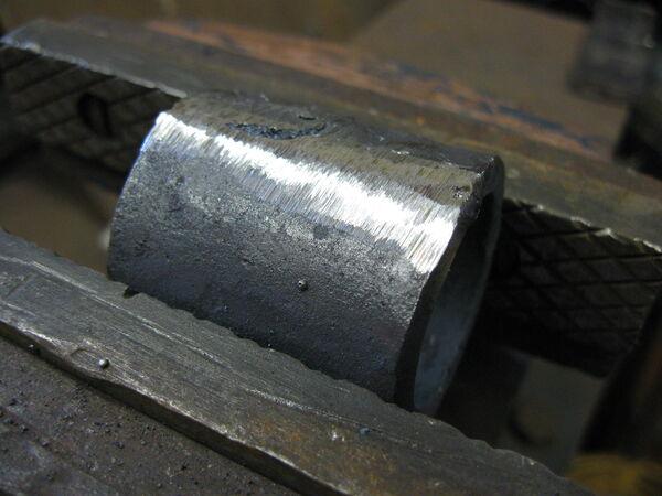 Forging washer core - method 1 - 09